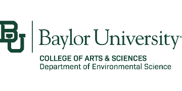 Baylor University Environmental Science Department logo