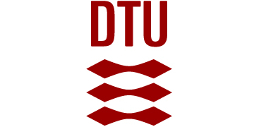 DTU Space, the National Space Institute logo
