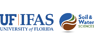 Soil and Water Science Department, University of Florida IFAS logo