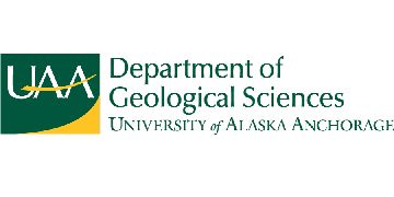 University of Alaska Anchorage, Department of Geological Sciences logo