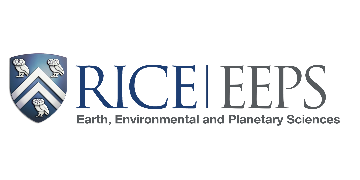 Department of Earth, Environmental and Planetary Sciences, Rice University logo