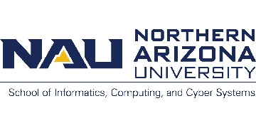 Northern Arizona University School of Informatics, Computing, and Cyber Systems logo