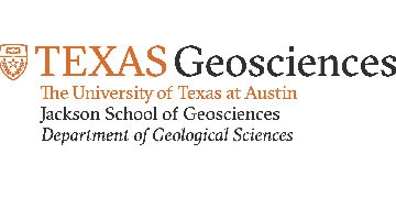 University of Texas at Austin - Department of Geological Sciences logo