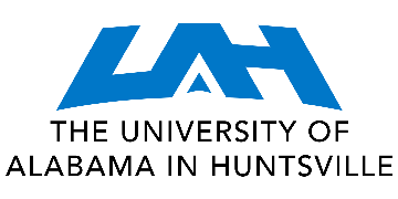 The University of Alabama in Huntsville Atmospheric and Earth Science  logo