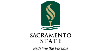 California State University, Sacramento Geology Department logo