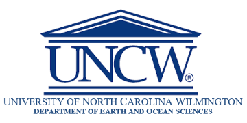 University of North Carolina, Department of Earth and Ocean Sciences logo