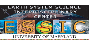 UMD/Earth System Science Interdisciplinary Center logo
