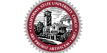 California State University, Chico, Department of Geological and Environmental Sciences logo