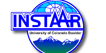 University of Colorado Boulder Institute of Arctic and Alpine Research logo