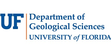 Department of Geological Sciences, University of Florida logo