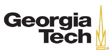Georgia Institute of Technology/ School of Earth and Atmospheric Sciences logo