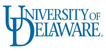 University of Delaware, Department of Geography and Spatial Sciences logo