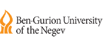 Ben-Gurion University of the Negev (Zuckerberg Institute for Water Research) logo
