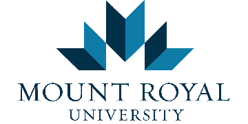Mount Royal University logo