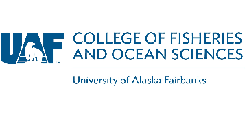 University of Alaska Fairbanks, College of Fisheries and Ocean Sciecnes logo