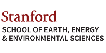 Geological Sciences, Stanford University logo