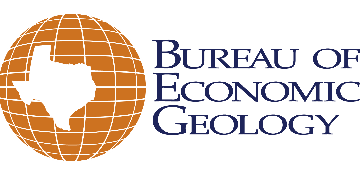 The University of Texas at Austin Bureau of Economic Geology logo