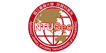 National Taiwan University Department of Geosciences logo