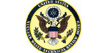 Nuclear Waste Technical Review Board logo