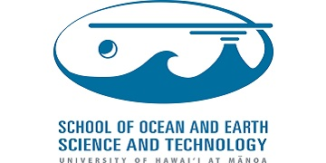 University of Hawaii at Manoa, Department of Oceanography logo