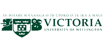 Victoria University of Wellington, School of Geography Environment and Earth Sciences logo