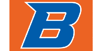 Boise State University Department of Geosciences logo