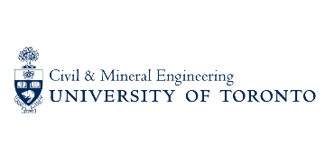 University of Toronto/Dept. of Civil & Mineral Engineering logo