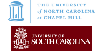 Dept. of Geography, UNC-Chapel Hill logo