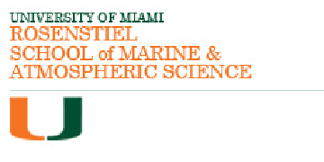 University of Miami Rosenstiel School of Marine and Atmospheric Science logo