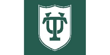 Tulane University of New Orleans logo