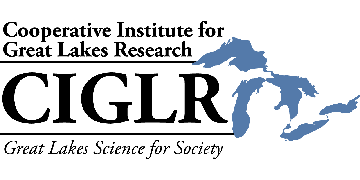 Cooperative Institute for Great Lakes Research - University of Michigan logo