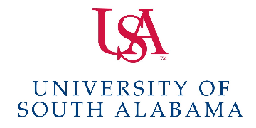 Univ of So Ala; Dept of Earth Sciences logo