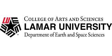 Lamar University Department of Earth and Space Sciences logo