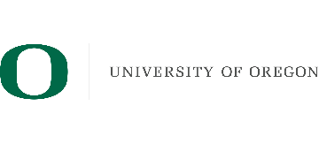 University of Oregon, Department of Geography logo