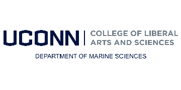 University of Connecticut, Department of Marine Sciences logo