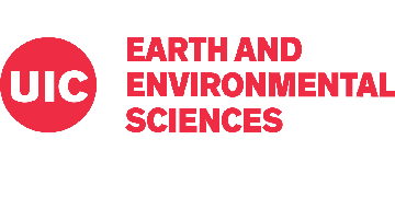 University of Illinois at Chicago, Department of Earth & Environmental Sciences logo