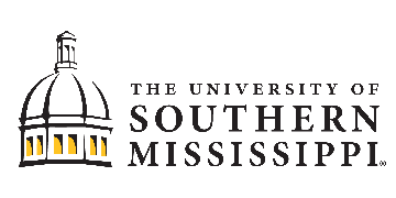 University of Southern Mississippi, School of Ocean Science and Engineering logo