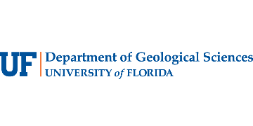 University of Florida, Department of Geological Sciences logo