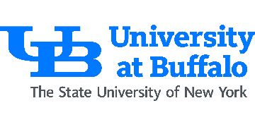 University at Buffalo, The State University of New York logo