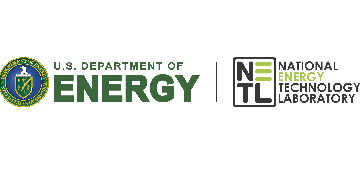 Department of Energy/ National Energy Technology Laboratory/Research and Innovation Center logo