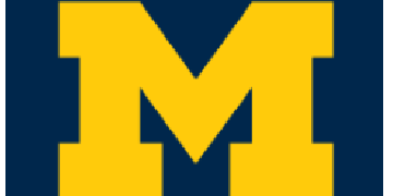 University of Michigan - LSA Collegiate logo