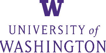 Earth and Space Sciences- University of Washington logo