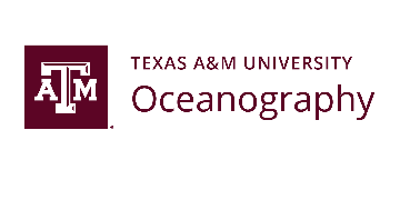 Texas A&M University, Department of Oceanography logo