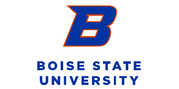 Department of Geosciences, Boise State University logo