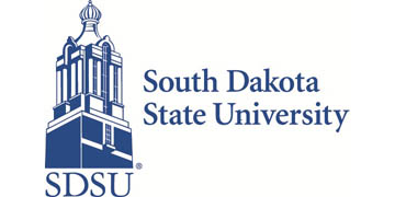 Geospatial Sciences Center of Excellence, South Dakota State University logo
