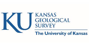 Kansas Geological Survey, University of Kansas logo