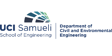 UCI, Department of Civil and Environmental Engineering logo