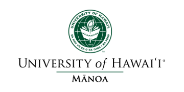 Civil and Environmental Engineering/Water Resources Research Center, University of Hawaii at Manoa logo
