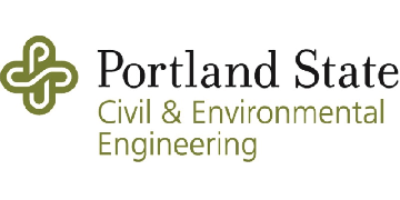 Civil & Environmental Engineering at PSU logo