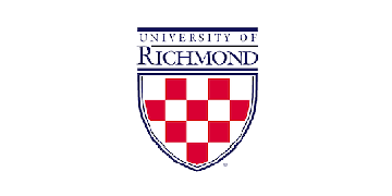 University of Richmond Department of Geography and the Environment logo